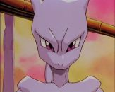 кадр из аниме Pokemon: The First Movie - Mewtwo Strikes Back